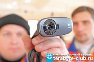 как web камеру установить под видеонаблюдение