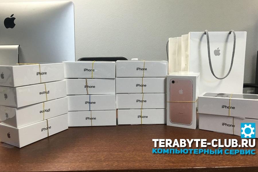 """Как продают """"Новые"""" айфоны"""