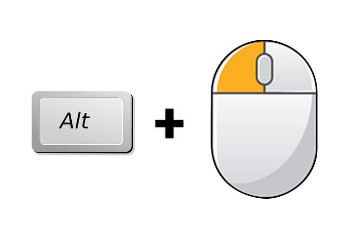 Комбинация клавиш для загрузки фотографии