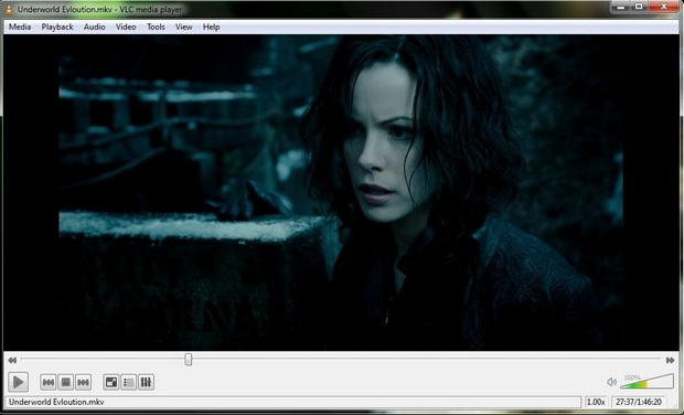 Проигрыватель видео VLC Media Player
