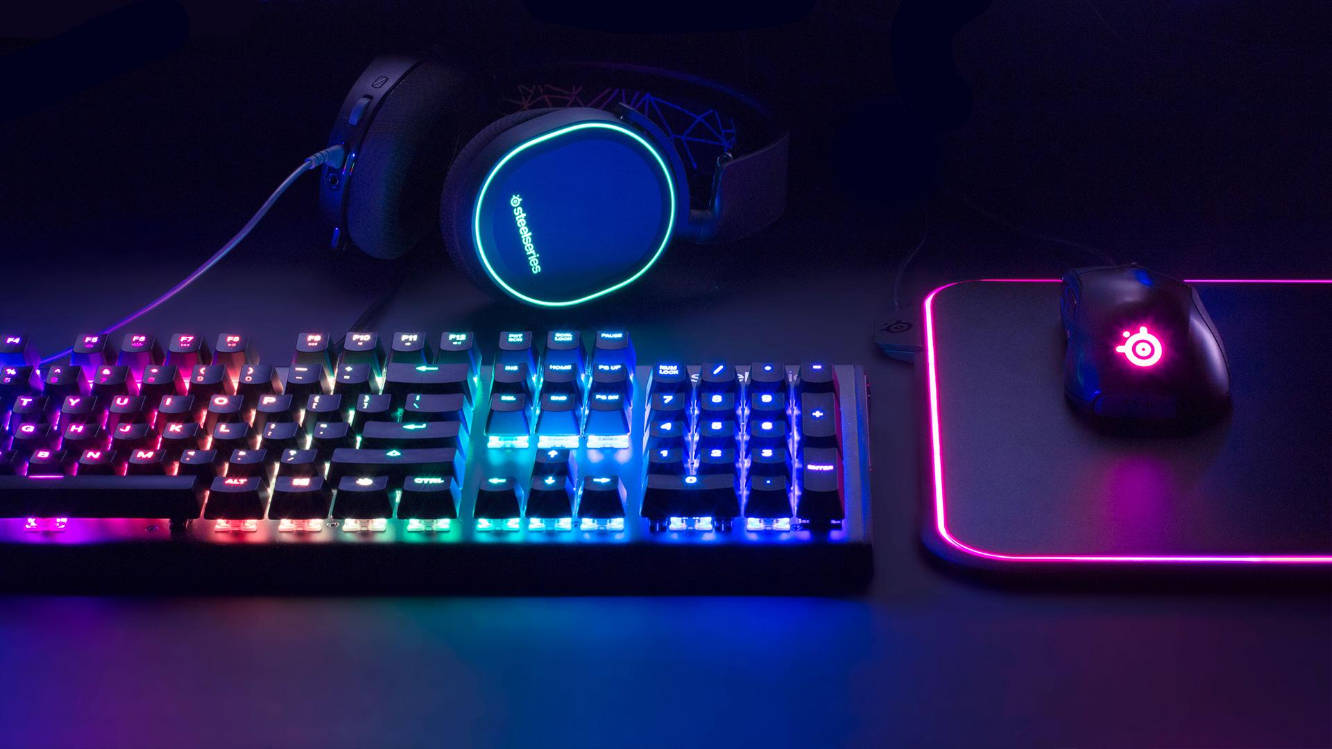 Виды игровых клавиатур