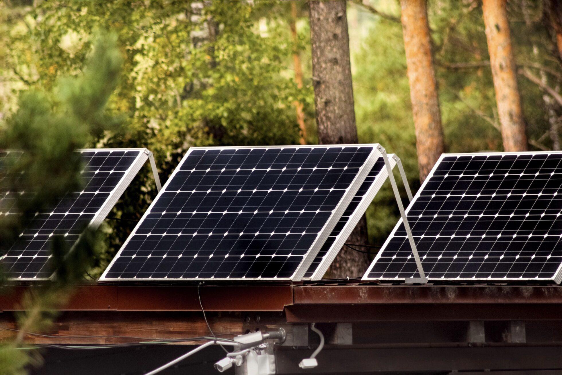 майнинг на солнечных батареях