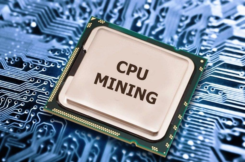 преимущества майнинга на CPU