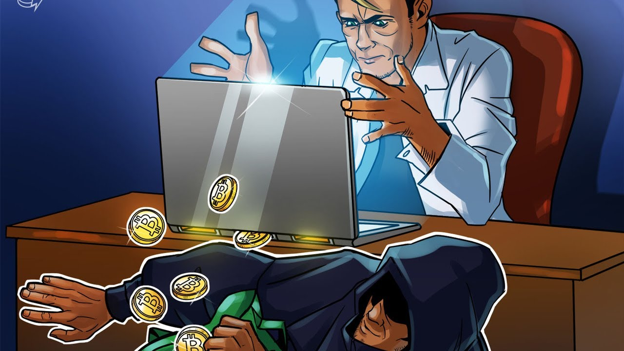 виды мошенничества с криптовалютой