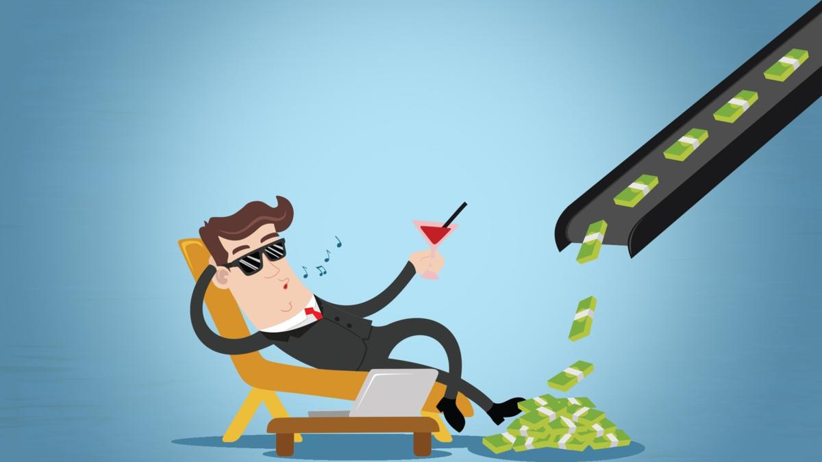 пассивный заработок на криптовалюте